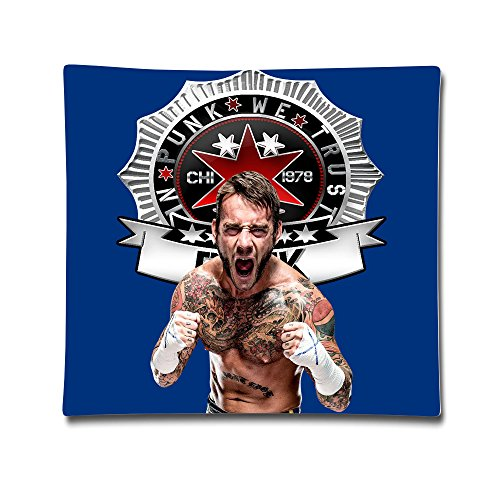 Kevin Nash Costume (DEMOO CM PVNK Poster Pillow Case Cushion Cover (18
