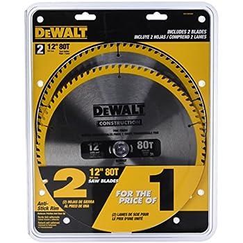 Dewalt Dwa31216pcd 16t Pcd Tipped Laminate Cutting Blade