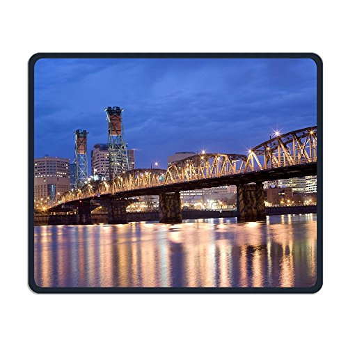 Portland Mouse Pad Special Treated Textured Weave Rubber 9.8