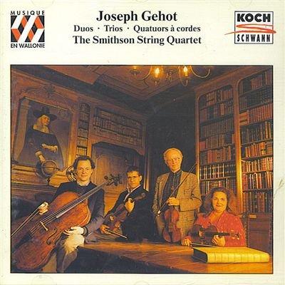 (Gehot: String Trios & Quartets)