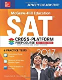 img - for McGraw-Hill Education SAT 2017 Cross-Platform Prep Course book / textbook / text book