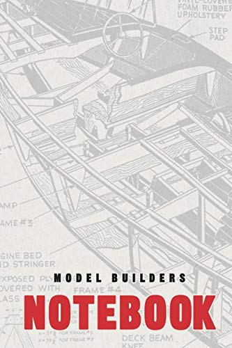 Model builders notebook: Keep track of building progress and spending
