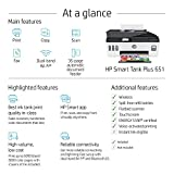HP Smart-Tank Plus 651 Wireless All-in-One Ink-Tank