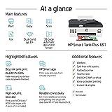HP Smart Tank Plus 651 Wireless All-in-One Ink Tank