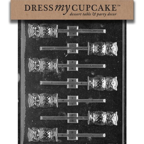 Dress My Cupcake Chocolate Halloween