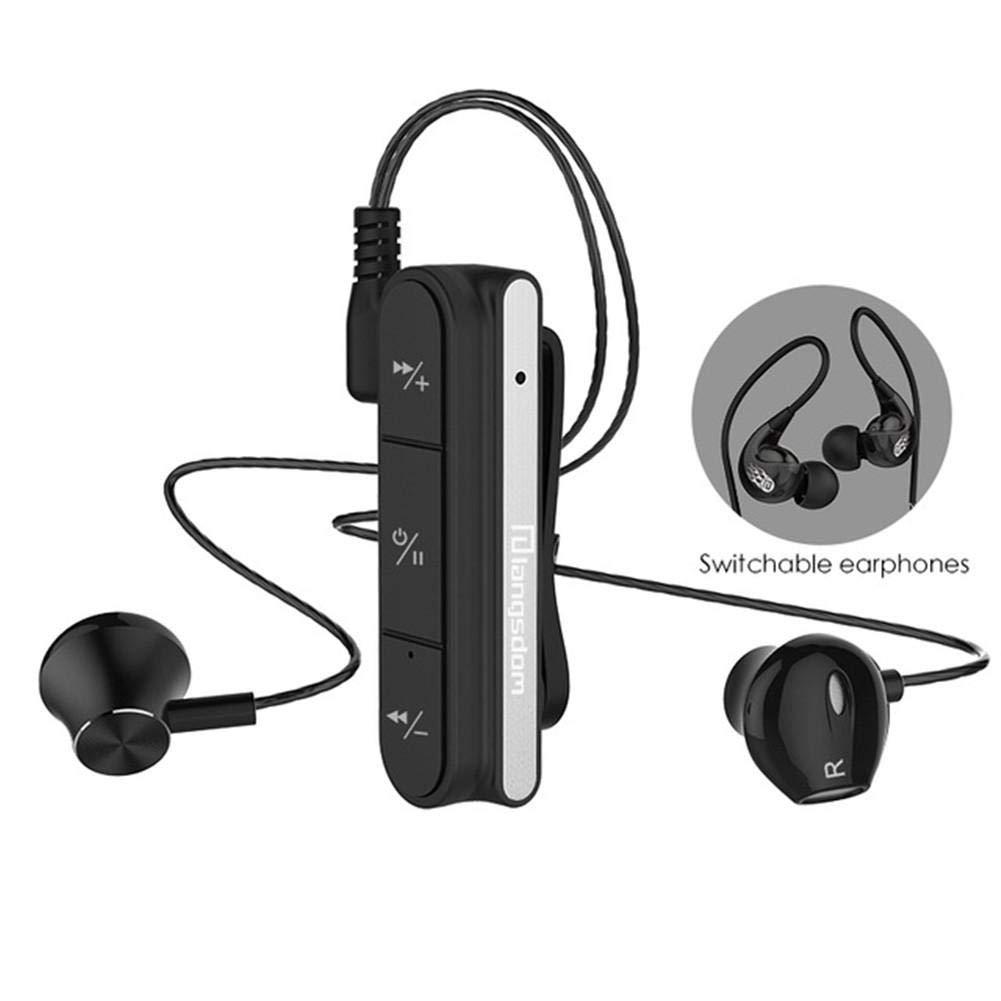 Tvator - Auriculares Bluetooth para teléfono inalámbrico, bajo ...
