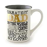 Best Enesco Dad Mugs - Enesco Our Name is Mud by Lorrie Veasey Review
