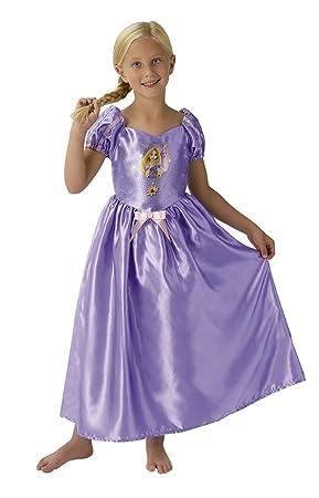 Disney Princesas Disfraz Rapunzel Classic Con Acc En Caja Talla L ...