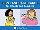 img - for Sign Language Cards for Infants and Toddlers book / textbook / text book