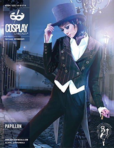 cosplay 2084 McCalls Papillon de femme pour Patron YbyfmI7v6g