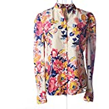 Spring Autumn Long Sleeve Shirt Women Chiffon Blouse