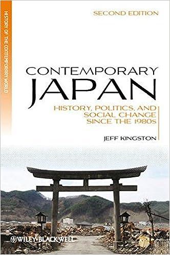 JEFF KINGSTON CONTEMPORARY JAPAN EBOOK