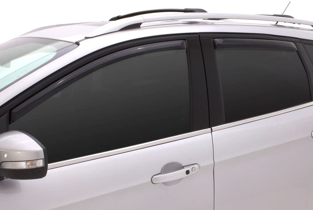 In-Channel Vent Visors for 2008-2012 Ford Escape
