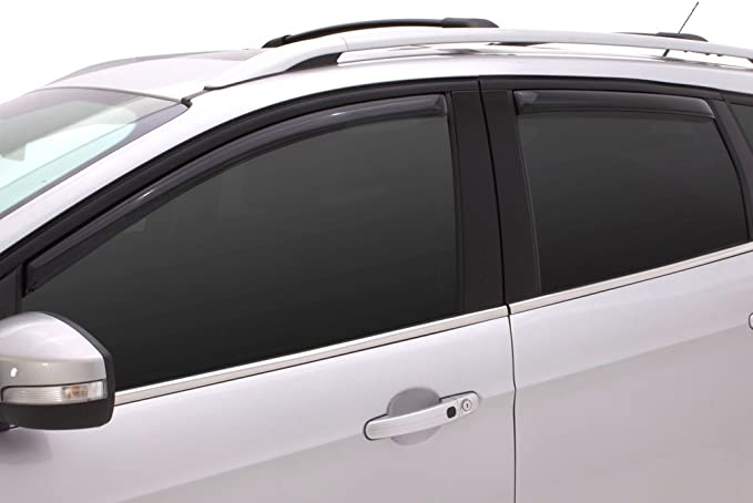 Out-Channel Vent Shade Window Visors For Dodge Ram 1500-3500 Reg Cab 09-15 2pcs