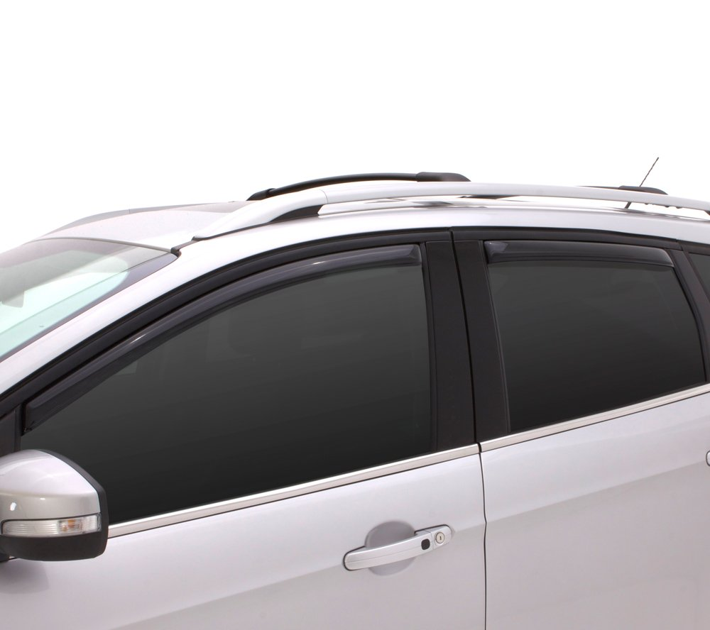 4-Piece Set for 1997-2003 Pontiac Grand Prix Auto Ventshade 194358 in-Channel Ventvisor Side Window Deflector