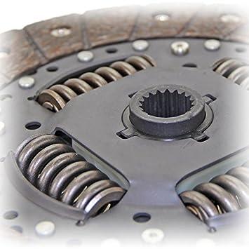1x Kit de embrague CITROEN BERLINGO 2.0 HDI 90 1999-; CITROEN C3 1 I 1.4 16V HDI 2002-; CITROEN C5 1 I 2.0 16V+HDI 01-04 +EVASION 2.0 16V 00-02 +C8 2.0+2.2; ...