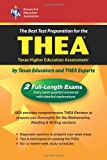 img - for THEA (REA) - The Best Test Prep for the Texas Higher Education Assessment (Test Preps) book / textbook / text book