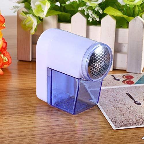 Aigend Lint Remover - Portable Mini Fabric Defuzzer Clothes Fabric Shaver Remover Battery Operated