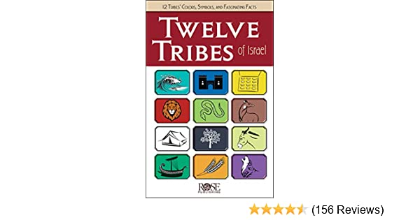 Twelve Tribes Of Israel Kindle Edition By Jessica Curiel Rose