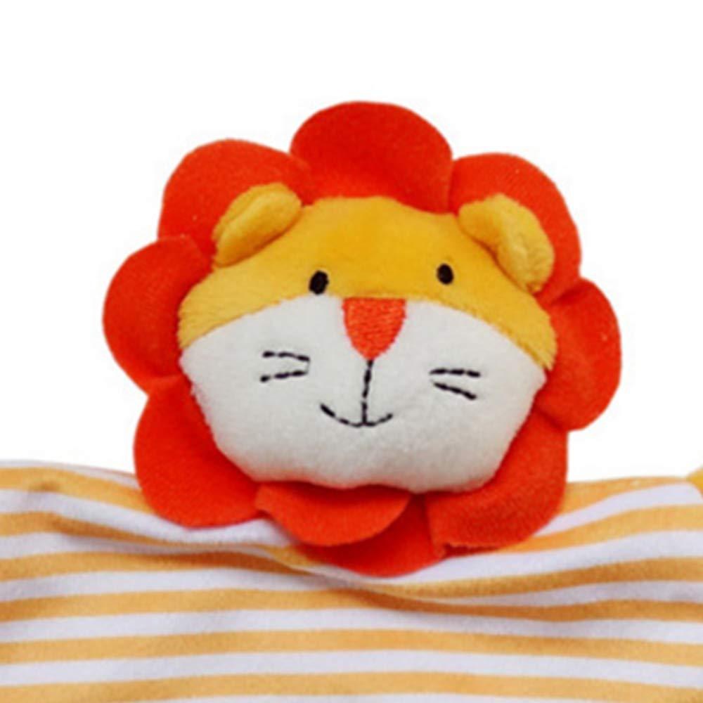 Aofocy Premium Couverture Confort b/éb/é avec Peluches Mignonnes Lion