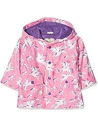 Hatley baby-girls Baby Girls Mini Printed Raincoats