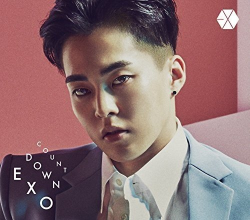CD : Exo - Countdown (Xiumin Version) (Limited Edition, Japan - Import)