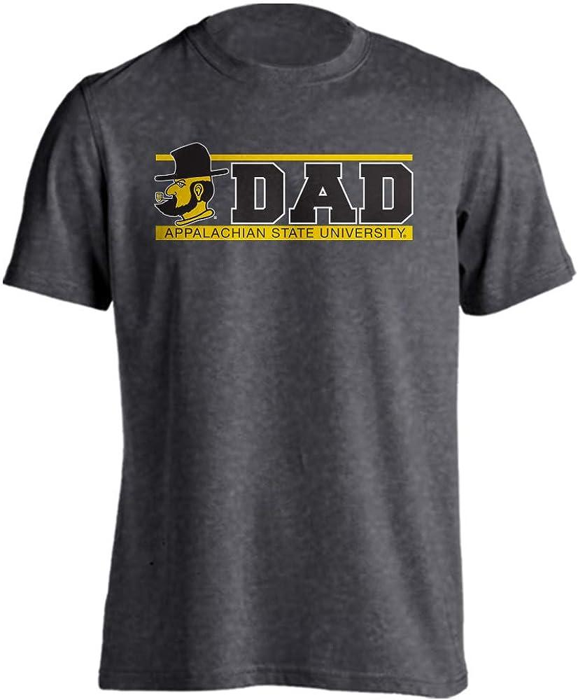 Appalachian State Mountaineers ASU Dad Proud Parent T-Shirt