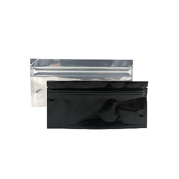 Amazon.com: Bolsas de papel de aluminio con cierre de rosca ...