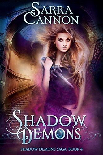 Shadow Demons (The Shadow Demons Saga Book 4)]()