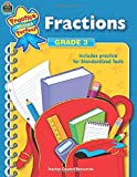 Practice Makes Perfect: Fractions, Grade 3 from Teacher Created Resources