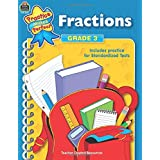 Practice Makes Perfect: Fractions, Grade 3 from Teacher Created Resources (Practice Makes Perfect (Teacher Created Materials)