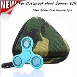 Case for Spinner, Gallity Hot Sale 2017 Box Case For Dustproof Hand Spinner EDC Fidget Spinner Focus Gyro Toy