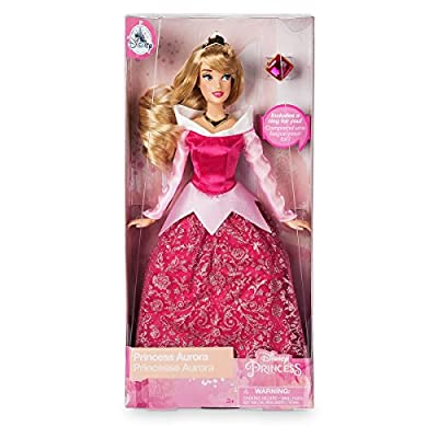SleppingB Disney Store Aurora Classic Doll with Ring -11 1/2'' 2020 Version: Toys & Games