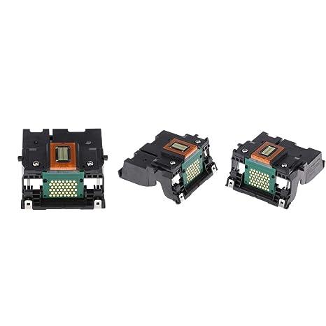 Shiwaki 3x Cabezal de Impresión Reciclado Repuestos de ...