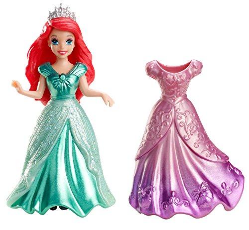 Mattel Disney Magiclip Ariel Doll & Fashions