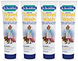 4x Dr. Beckmann Non-Bio Travel Wash 100ml