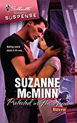 Protected In His Arms (Silhouette Romantic Suspense)