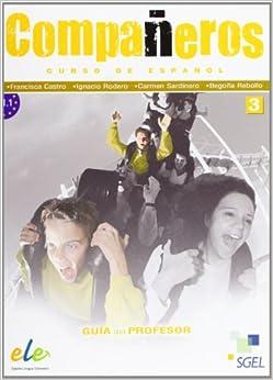 Companeros 3: Tutor Manual