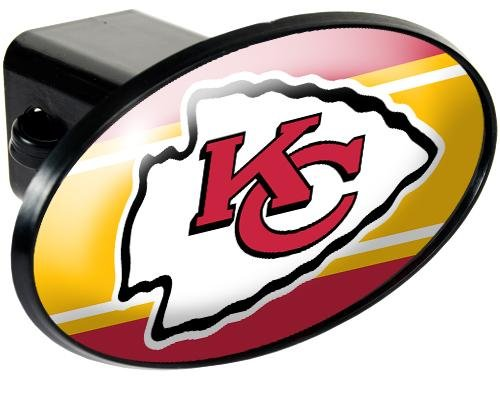 NFL Kansas City Chiefs Trailer Hitch Cover - City Of Angels Cover