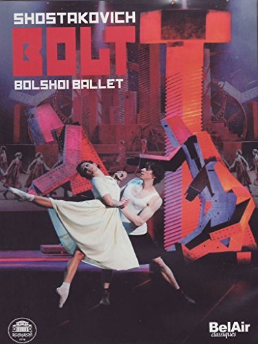 Bolt: Bolshoi Ballet [DVD] [2007] B01I05PDN0