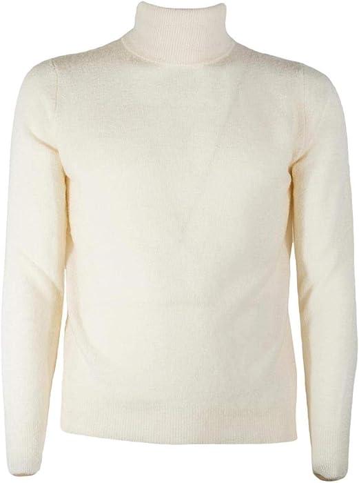 Lana Bianco Uomo Maglione Kangra 600505100 it Abbigliamento Amazon UBnvPq7x