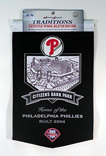 (MLB Philadelphia Phillies Citizens Bank Park Stadium Banner)