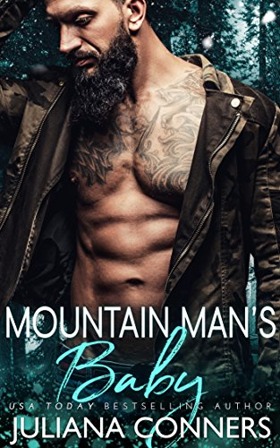 Mountain Man's Baby: A Billionaire and Virgin Romance cover