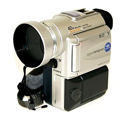 SONY ソニー DCR-PC100 デジタルビデオカメラレコーダー(デジタルハンディカム) ミニDVカセット対応 おまけ多数[@TA管理1-8-10633]の商品画像