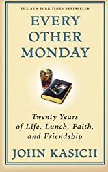 'Every Other Monday: Twenty Years of Life, Lunch, Faith, and Friendship' from the web at 'https://images-na.ssl-images-amazon.com/images/I/51eVXwboAML._UY250_.jpg'
