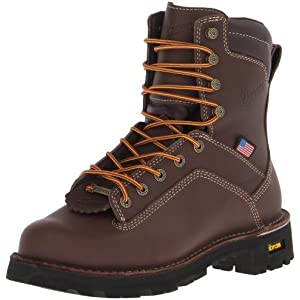 Danner Quarry 8-Inch Work Boots