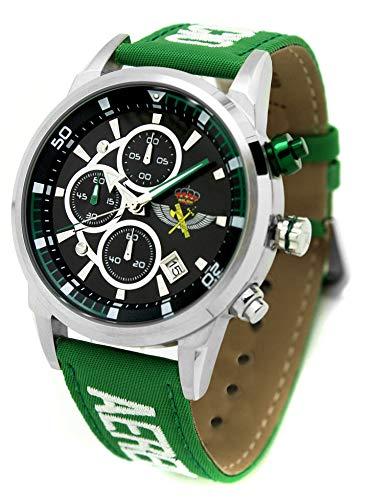 Aviador Guardia Civil AV-1060-19-VL Hombre Cuarzo Reloj