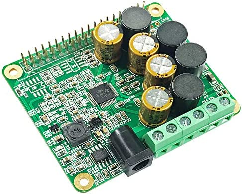 RPI HiFi AMP Hat TAS5713 Amplifier Audio