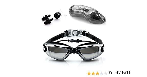 Airtana Máscara de Snorkel 180 Grados de vision Mascara de Buceo con el diseño de cara llena respirando libre , tecnología Anti - vaho y Anti - fugas, ...