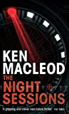 The Night Sessions by Ken MacLeod front cover